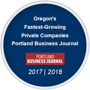 Oregon's fastest growing private companies portland business journal 2017 and 2018